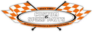Custom & Speed Parts - Online-Shop for VW Beetle, Bus, Thing, Type-3, Karmann Ghia and Porsche 356 - Custom & Speed Parts CSP