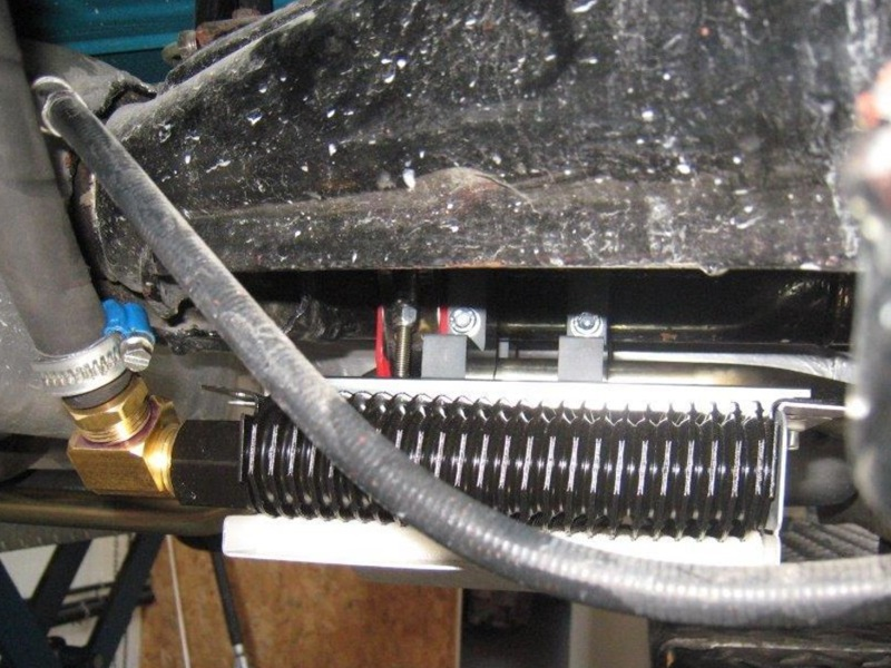 Cagero Dual Oil Cooler (Brand Shops) :: Custom & Speed Parts