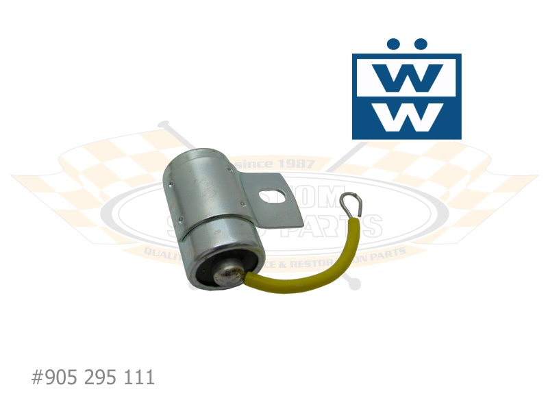 Condenser for Distributor (Electric) :: Custom & Speed Parts (CSP)