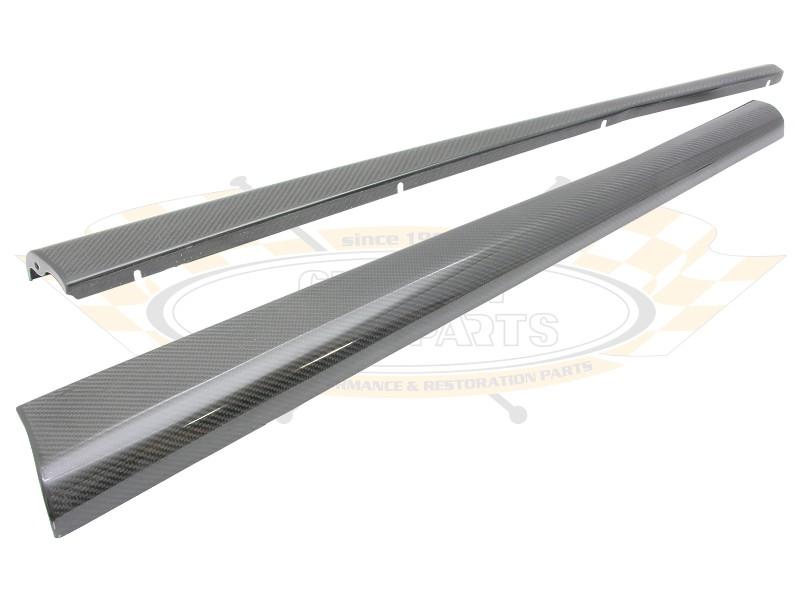 Running Boards Carbon Fiber (Body) :: Custom & Speed Parts (CSP)