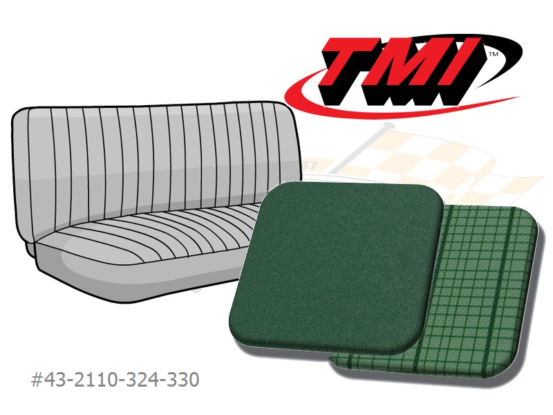 Seat Covers Front Bench 50 62