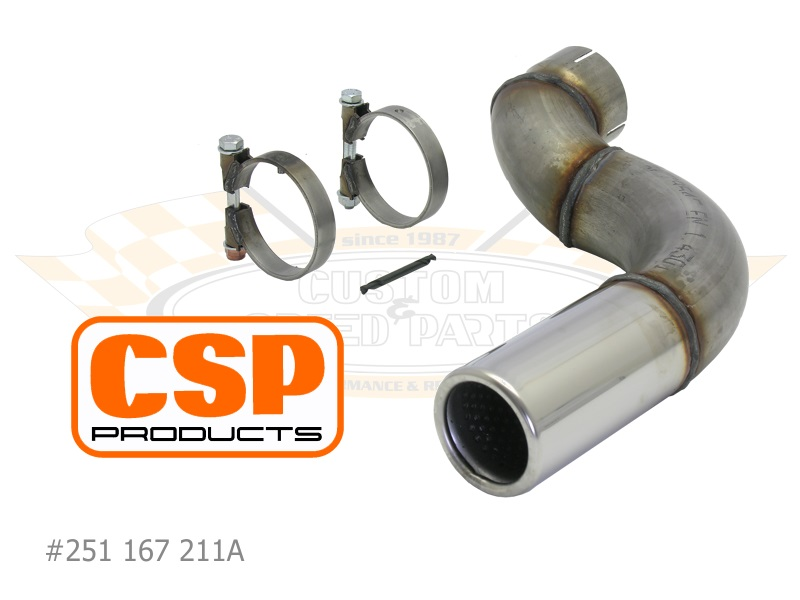 Tail Pipe Python (Exhaust / Heating) :: Custom & Speed Parts