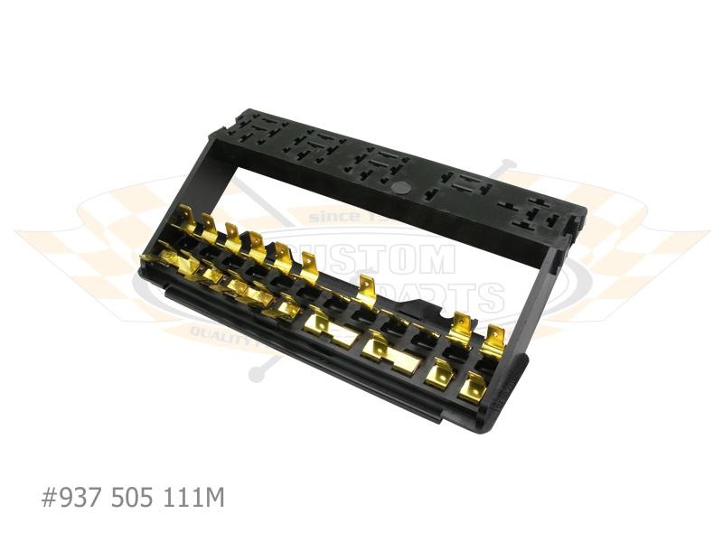 12 fuse panel