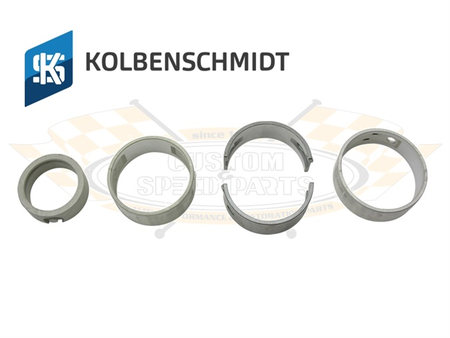 Main Bearings WBX 1,9-2,1 '86-