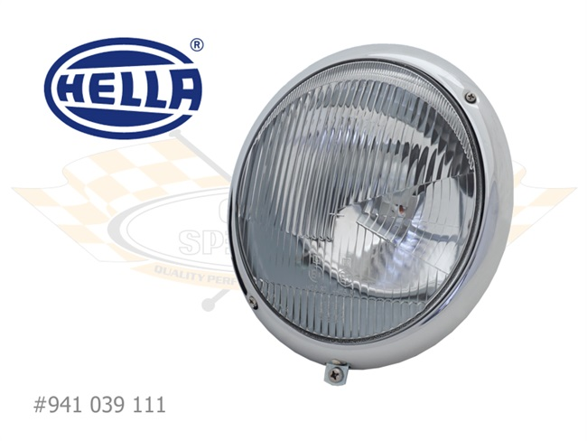 Complete Headlight Lamp