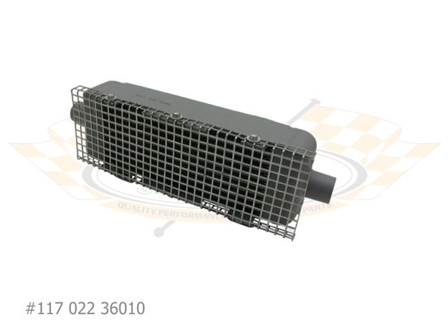 Heavy-Duty Oil Cooler