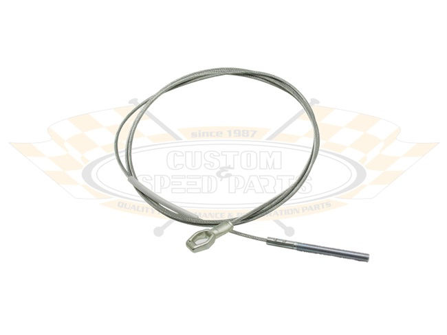 Clutch Cable Type-3/Type-34