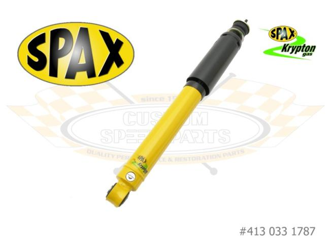 SPAX shock absorber