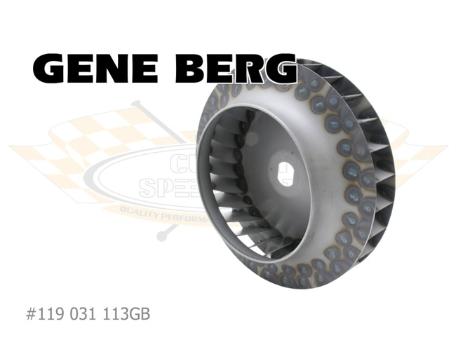 GENE BERG Cooling Fan