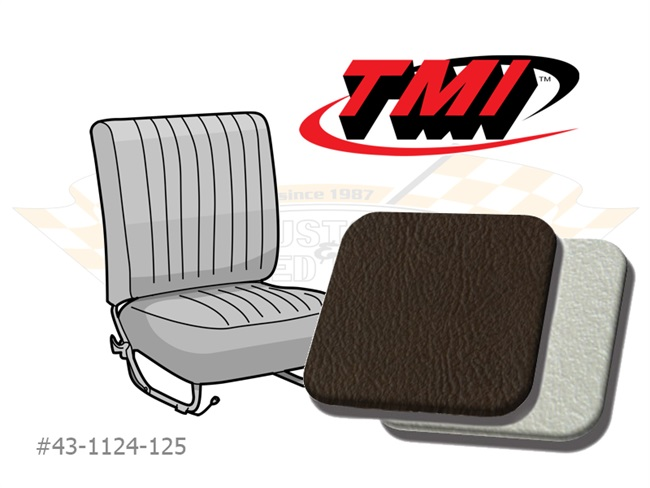 Classic-Style Seat Covers Beetle '65-'67 brown
