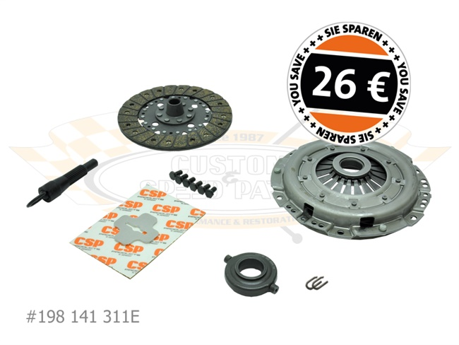 Clutch Kit 200mm -'70