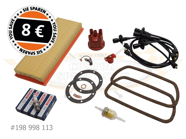 Tune Up Kit Beetle '73-'92