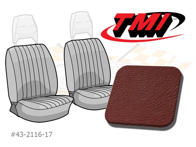 Seat Covers Front Bucket '77-'79