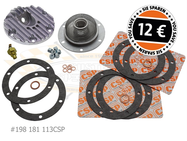 Oil Sump Kit '71-
