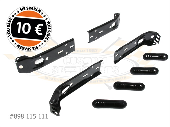 Bumper Bracket Set with seals