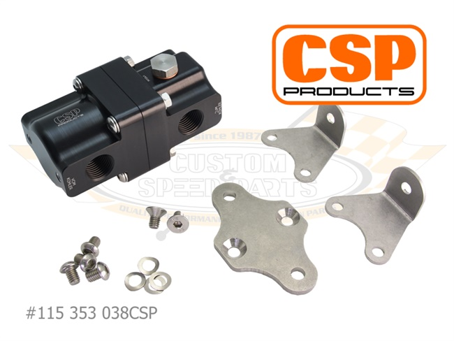 CSP Oil Cooler Thermostat