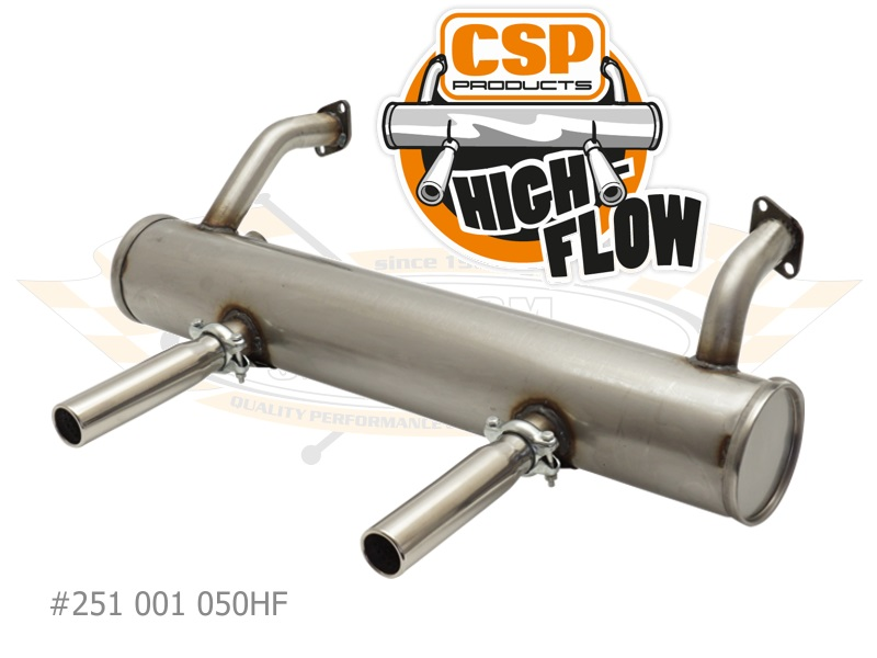 CSP High-Flow Exhaust (Brand Shops) :: Custom & Speed Parts (CSP)