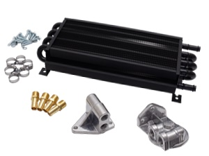 8-Pass Oil Cooler Kit