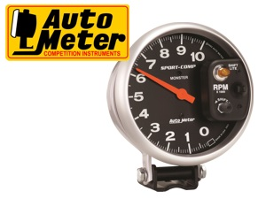 AUTOMETER Tachometer with internal Shift Light