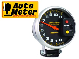 AUTOMETER Tachometer with Memory