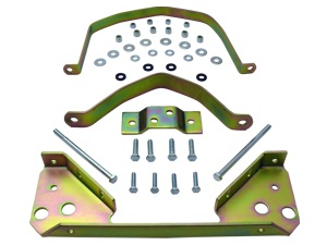 Transmission Strap Kit solid