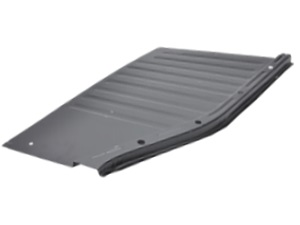 Floor Pan Quarter, Front