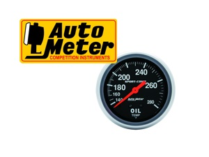 Oil Temperature Gauge 67mm