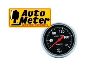 Oil Pressure Gauge 67mm