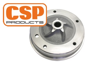 Brake Drum rear with 5x205 bolt pattern