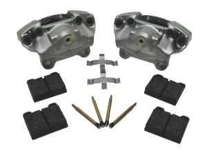 Brake Calipers Type-3 '72-'73 and 411 '69-'72
