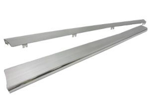 Running Boards Aluminum