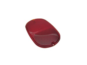 Tail Light Lenses red
