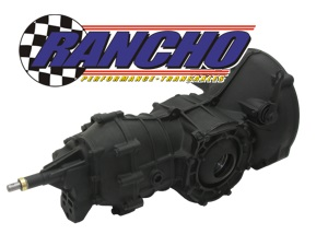 Transmission with standard Ratio