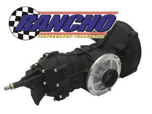 Pro-Street Transmission with standard Ratio