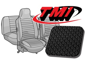 Seat Covers Beetle '74-'76 black
