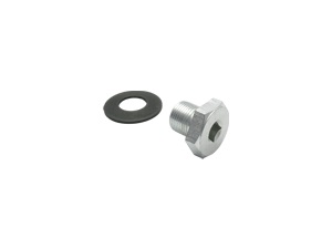 Broached Pulley Nut