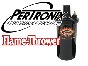 Ignition Coil PERTRONIX black