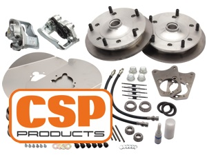 Disc brake 5x205 for all aftermarket wheels and 15'' steel wheels