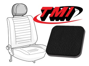 Headrest Covers Beetle '77- black