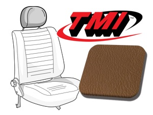 Headrest Covers Beetle '77- tan