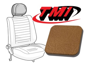 Headrest Covers Beetle '77- camel