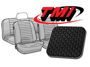 Seat Covers Karmann Ghia '72-'74 black