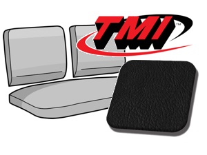 Rear Seat Cover black