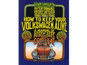 Book 'How-To-Keep-Your-Volkswagen-Alive'