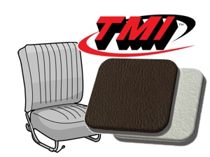 Classic-Style Seat Covers Beetle '54-'55 brown
