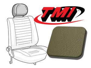 Headrest Covers Beetle '77- grey