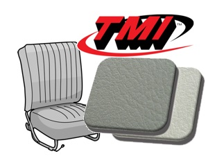 Classic-Style Seat Covers Beetle '54-'55 grey