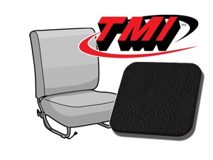 Front Seat Covers black