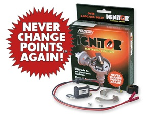 Breakerless Ignition IGNITOR