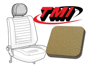 Headrest Covers Beetle '77- saddle